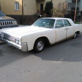 Lincoln continental 1962r suicide doors ZAMIANA